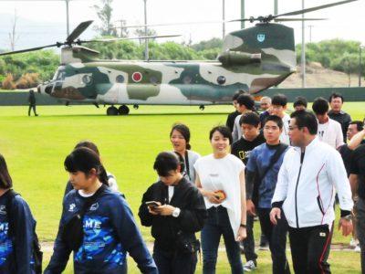 徳之島3町合同防災訓練・フェア