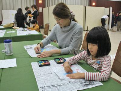 大島紬への興味喚起