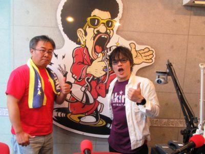 平田さんラジオ番組にレギュラー出演