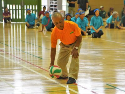 宇検村高齢者スポーツ大会