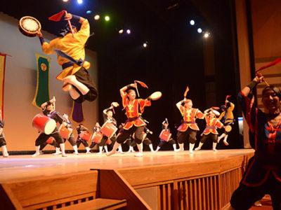 琉球国祭り太鼓沖永良部支部20周年記念公演「結夏」