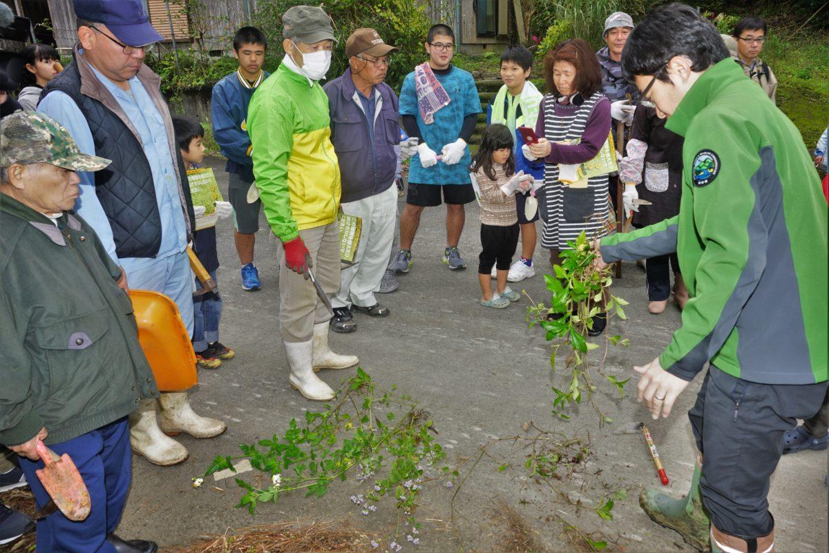 環境省、地域と協働活動