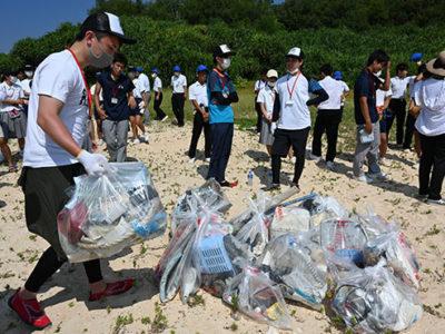 島のゴミ、どう減らす?
