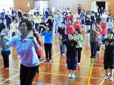 「ゆめ~KIBAIYANSE~ダンス」指導者講習