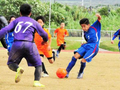 第35回大島地区少年サッカー大会