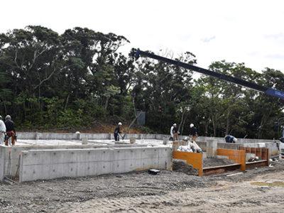新「森の館」工事に着手