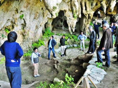 天城町・下原洞穴遺跡「国史跡指定の価値が」
