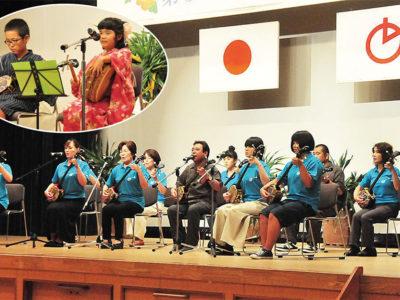 島口島唄の祭典