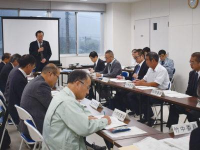 県ヤスデ対策検討委