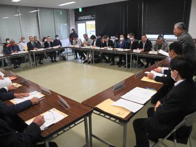 沖永良部地区新型コロナ対策会議