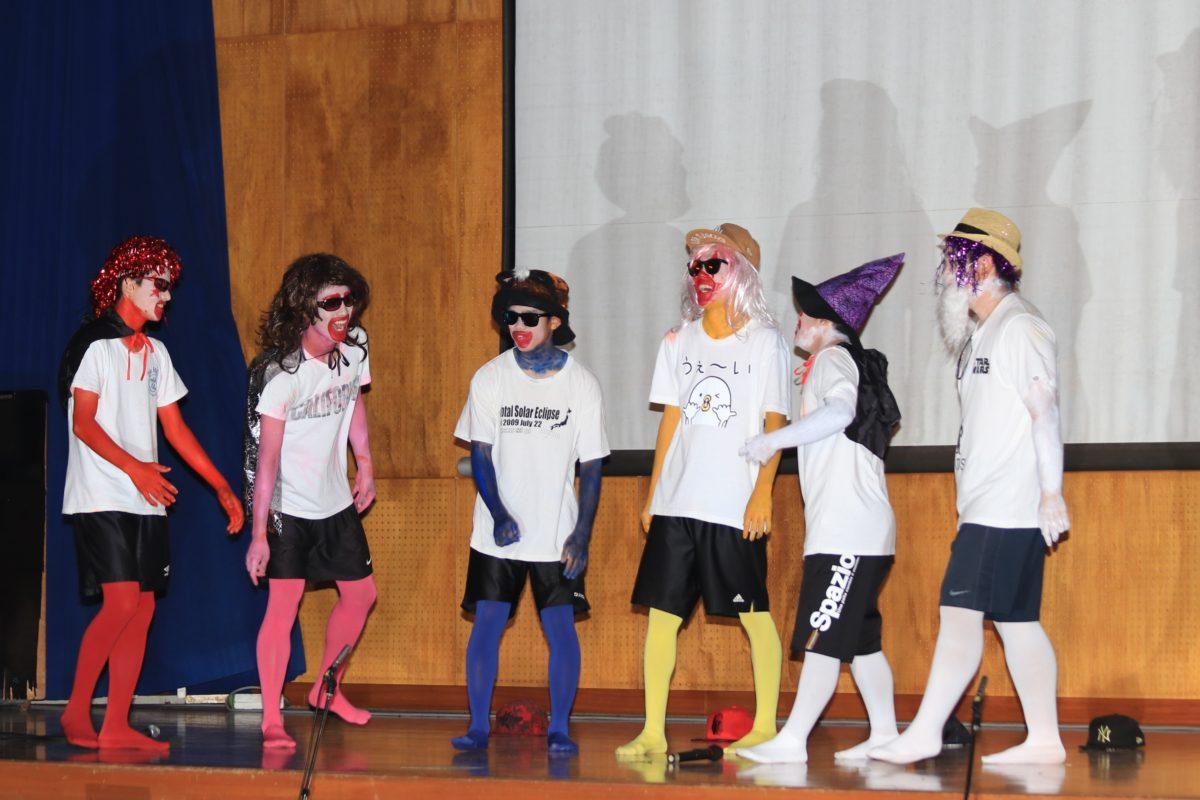北高校文化祭