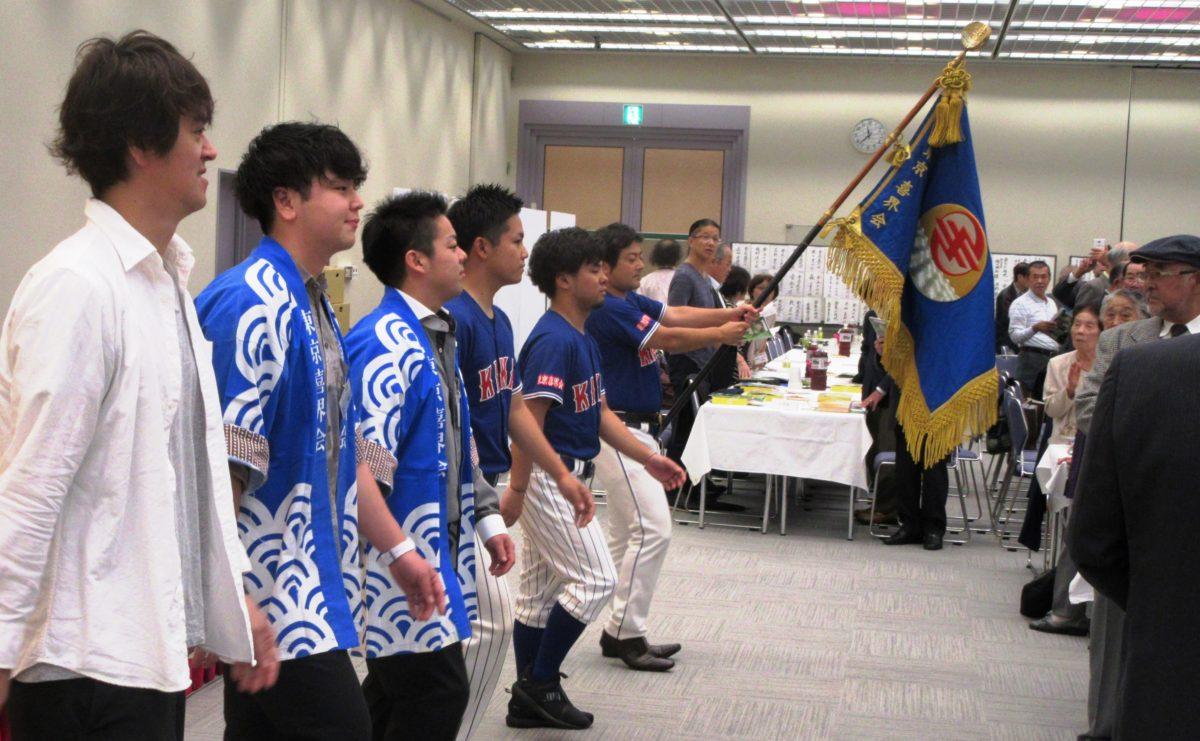 東京喜界会総会・芸能祭