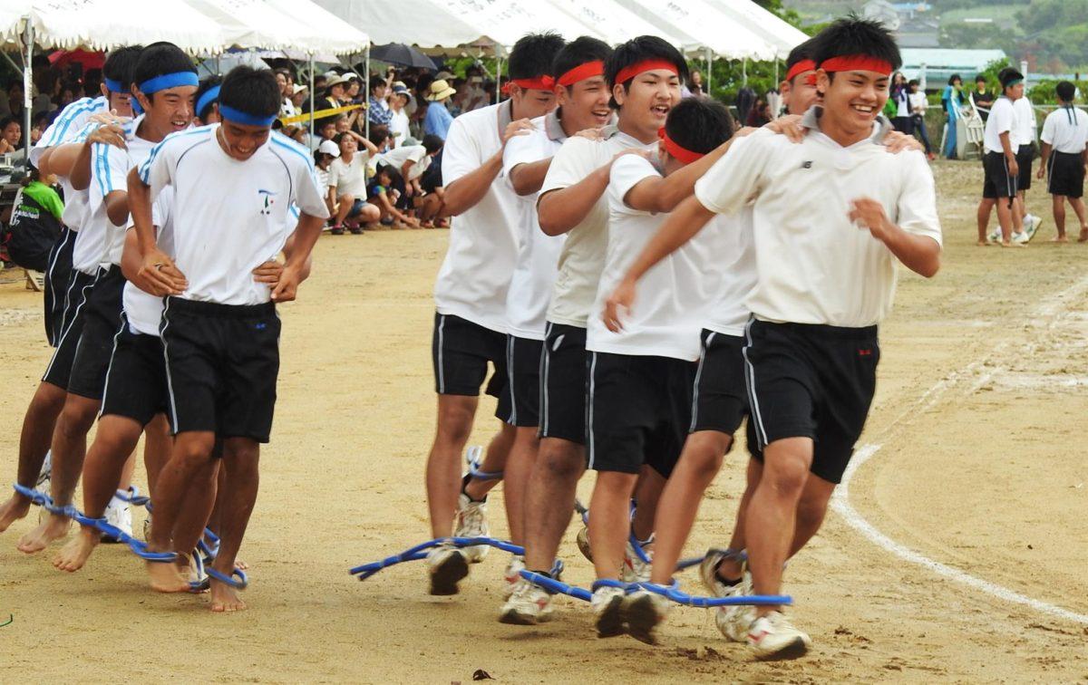 徳之島高体育大会&樟南二高体育祭