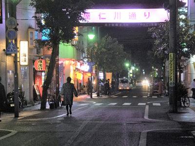 知事「夜の街」に休業要請