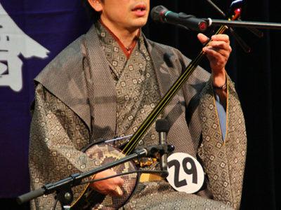 奄美シマ唄日本一大会
