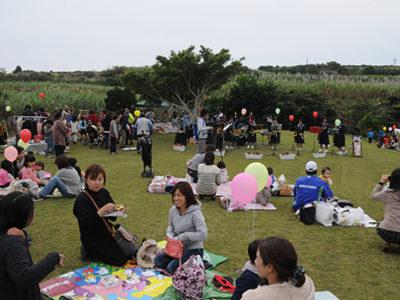 和泊町谷山「あしきぶふぇすた」開催