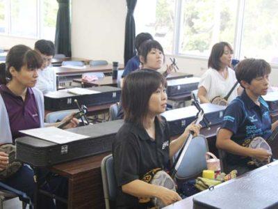 教職員対象の体験活動研修
