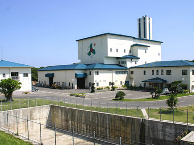 徳之島ごみ処理施設