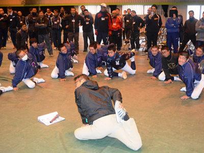 県中学野球指導者研修会