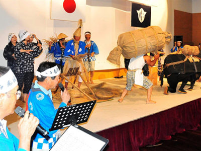 第27回徳之島民謡大会