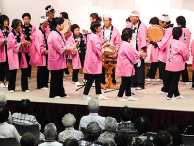 伊仙町寿会芸能大会