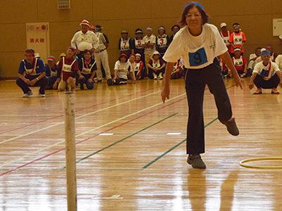 大島ブロックシルバースポーツ大会