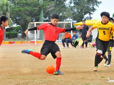 大島地区少年サッカー