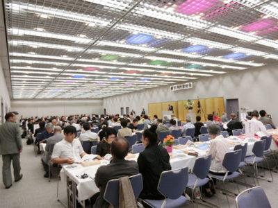 東京沖洲会総会・敬老会