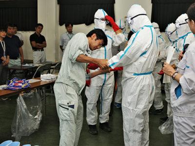 鳥インフル等防疫対策研修