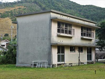 ノネコ収容施設の建築同意