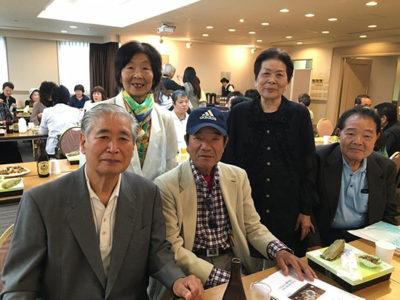 笠利校区会総会・笠利中懇親会