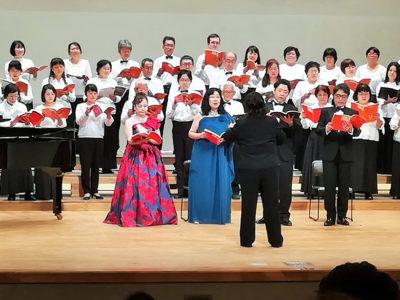 徳之島混声合唱団 元団員やゲストも共演