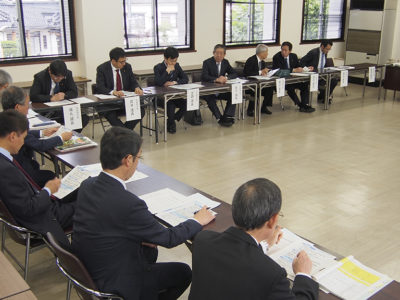 自民党・奄振特別委
