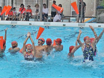 奄美小水泳スポーツ少年団
