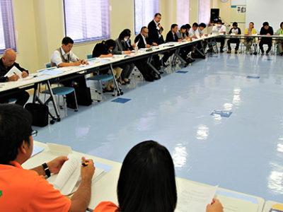 障害者就業・生活支援センター連絡調整会議