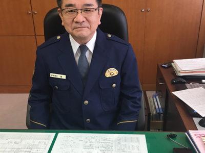 警視庁警察学校長・警視長任命の龍一文さん(60)龍郷町出身