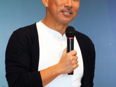 元サッカー日本代表・前園さん講演