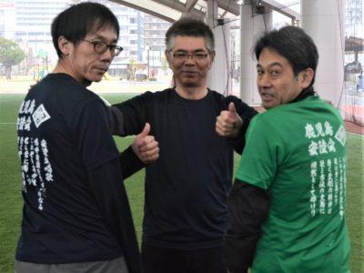 オリジナルTシャツで鹿児島マラソン挑戦へ