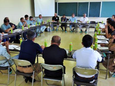 徳之島きび生産対策本部・運営企画委