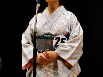 「奄美シマ唄日本一大会」