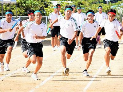 徳之島高校体育祭