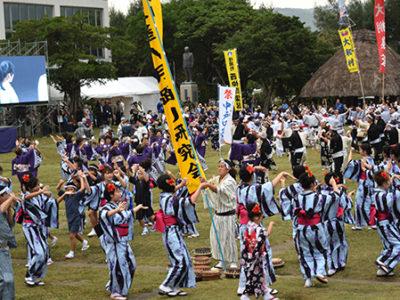 国文祭が開幕