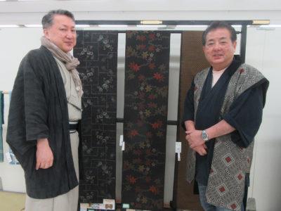 さいたま市で本場大島紬展示即売会